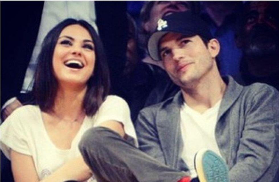Ashton Kutcher : Il tromperait (déjà) Mila Kunis...