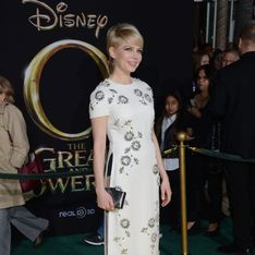 Michelle Williams : On voit ta culotte ! (Photos)