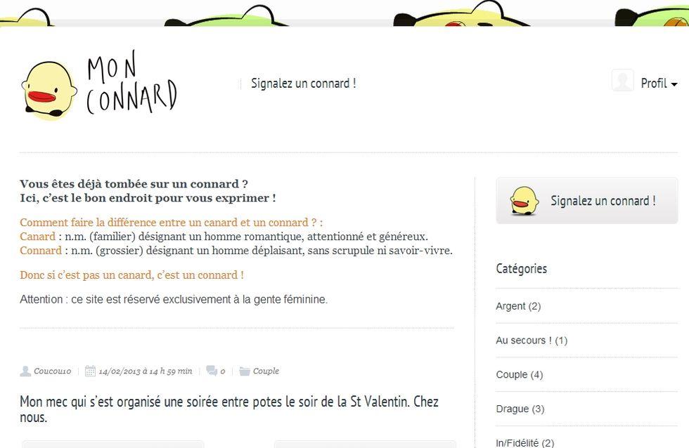 Monconnard.com, le site qui affiche les sales types !