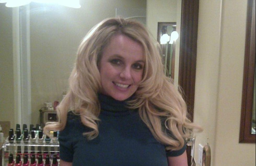 Britney Spears : Elle passe la Saint-Valentin en charmante compagnie...