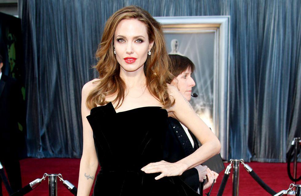 Angelina Jolie : Brad Pitt lui fait un cadeau pourri pour la Saint-Valentin