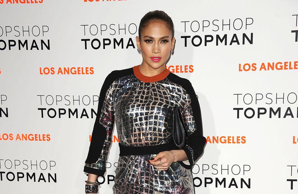Jennifer Lopez : Le pire look de la semaine (Photos)