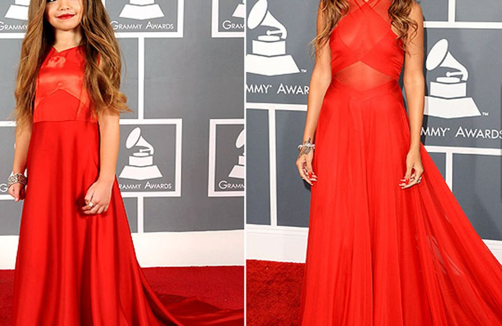 Grammy Awards : Découvrez Rihanna, Adele et Beyonce en miniature (Photos)