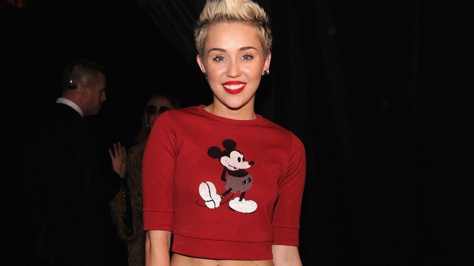 Miley Cyrus : Son look Disney fait sensation ! (Photo)