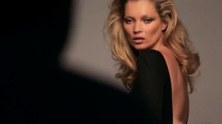 Kate Moss : Première égérie mondiale de Kérastase (Vidéo)