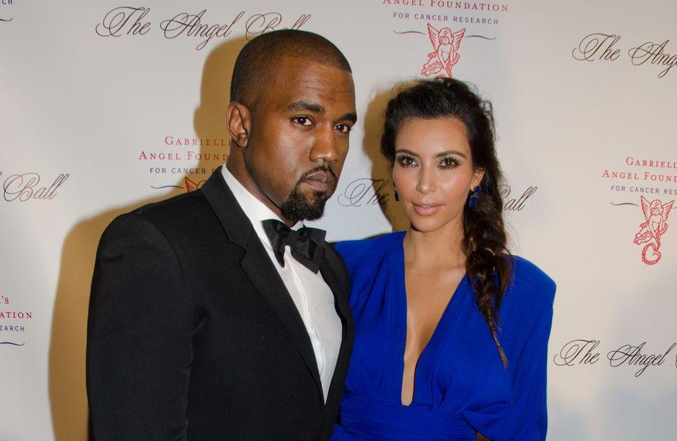 Kim Kardashian et Kanye West : Un scandale à l'aéroport de Rio