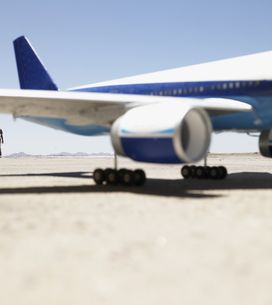 Flatulences : En avion, relâchez la pression !
