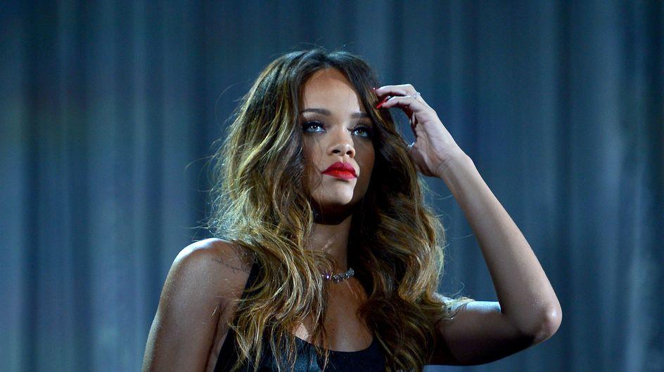 Rihanna : En sang après avoir été agressée par une fan de Chris Brown