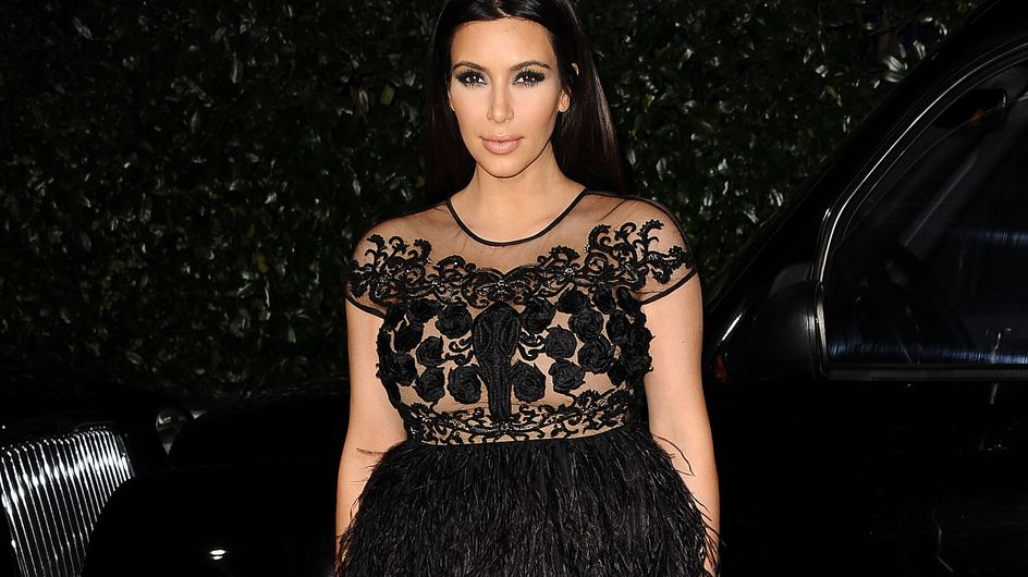 Kim Kardashian : Elle passe du 95D au 95G !