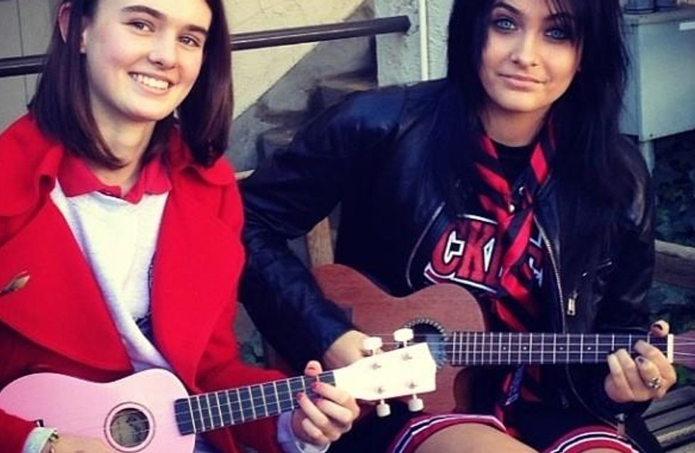 Paris Jackson : Elle change totalement de look !