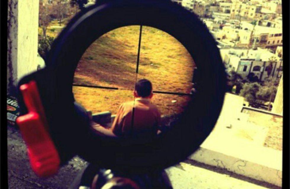 Israël / Palestine : La photo qui fait scandale