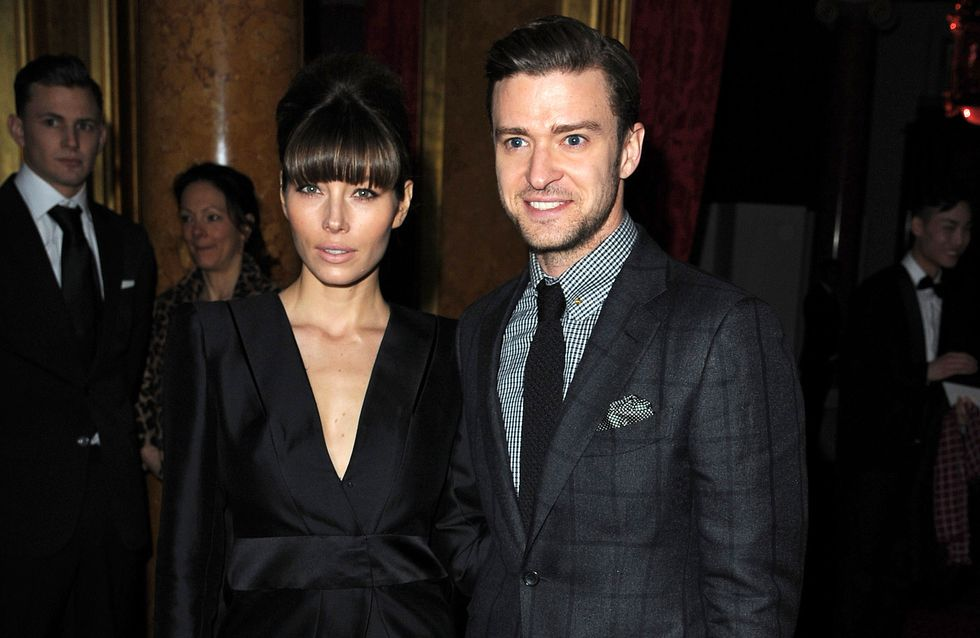 Jessica Biel et Justin Timberlake : Un couple stylé pour la Fashion Week (Photos)