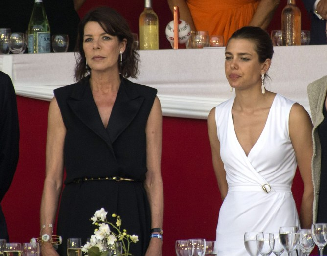 charlotte casiraghi, coupe charlotte casiraghi