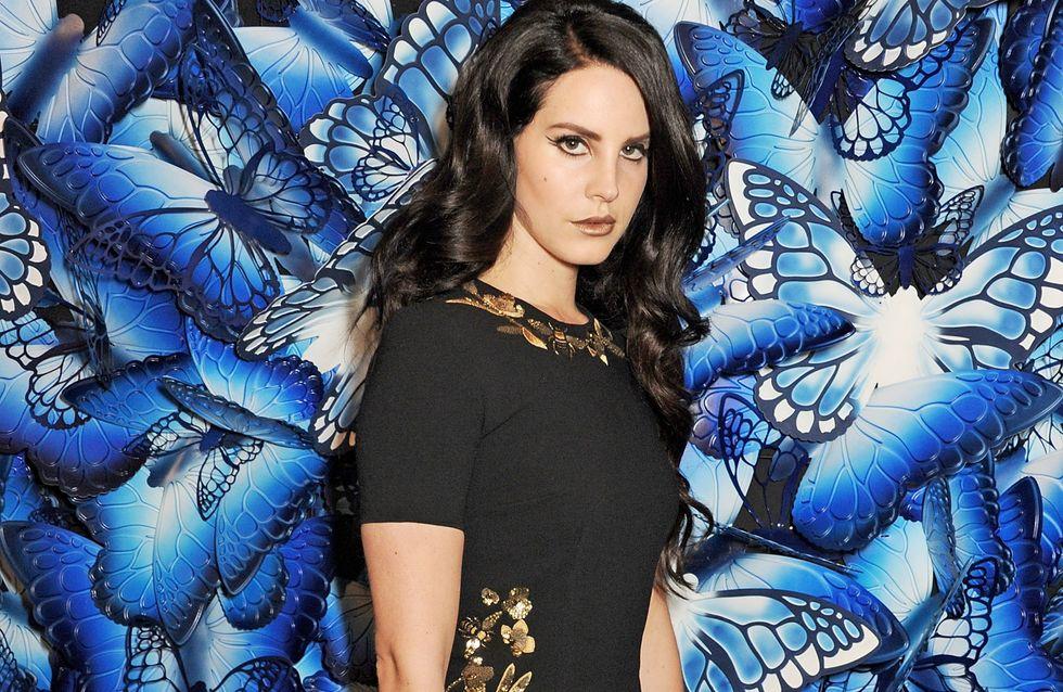Lana Del Rey : Son look vampirique (Photos)