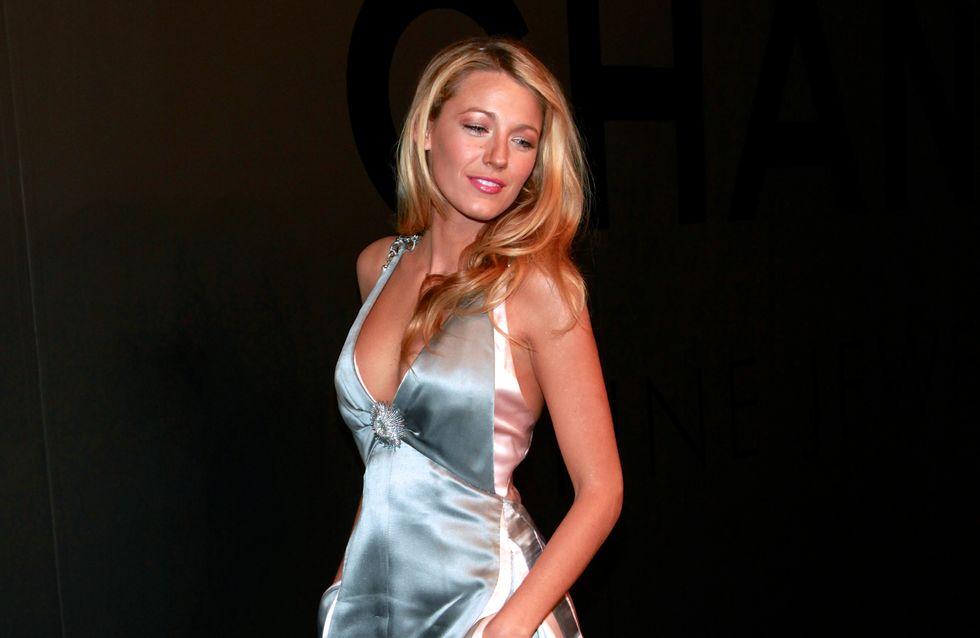 Blake Lively : Ses pires grimaces dans le bêtisier Gossip Girl (Vidéo)