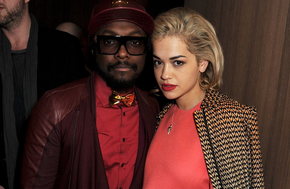 Rita Ora : Un look enfin chic ! (Photos)