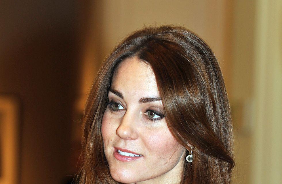 Kate Middleton : Elle a peur d'accoucher