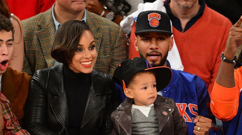 Le fils d'Alicia Keys craque pour la fille de Beyoncé et Jay-Z !
