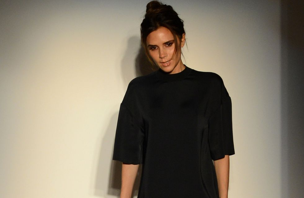 Victoria Beckham : Bonne nuit mes Fashion poulettes ! (Photos)