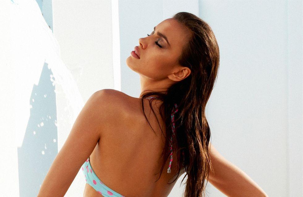 Cristiano Ronaldo : Sa petite-amie Irina Shayk, ultra-sexy en bikini (Photo)