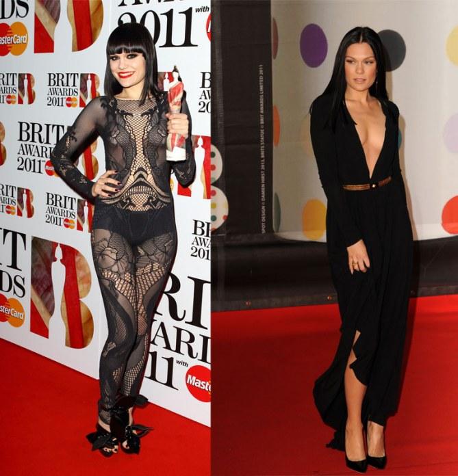 Jessie J, en 2011 puis en 2013