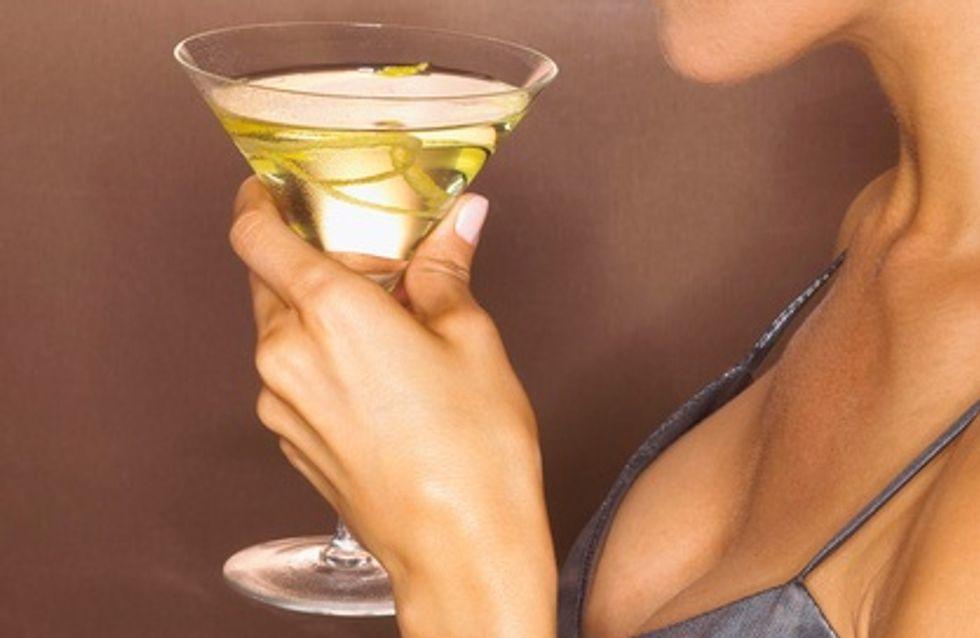 Cancer et alcool : Un risque dès le premier verre…