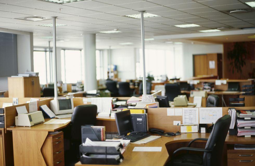 Insolite : 1/3 des salariés redoutent l'hygiène de leur collègue