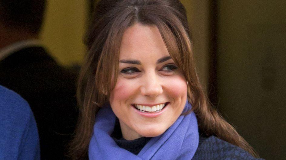 Kate Middleton : Toutes fans de sa robe grise Max Mara !