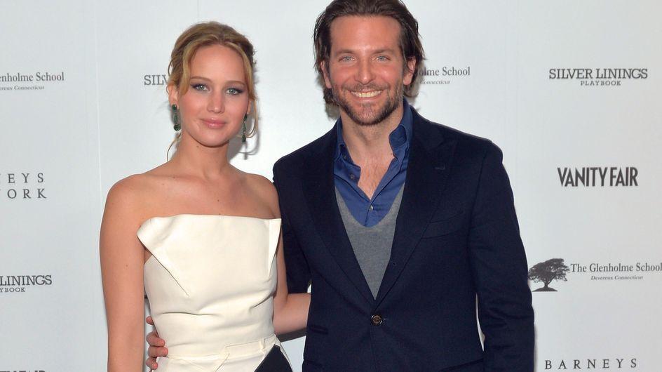 Jennifer Lawrence et Bradley Cooper : Un couple si bien assorti sur le tapis rouge ! (Photo)