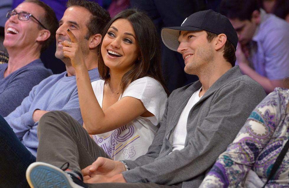 Mila Kunis et Ashton Kutcher : Bientôt sous le même toit