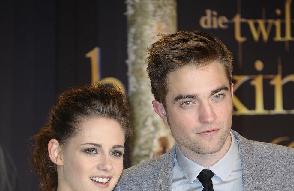 Robert Pattinson : Il joue la sérénade à une jeune femme (Vidéo)