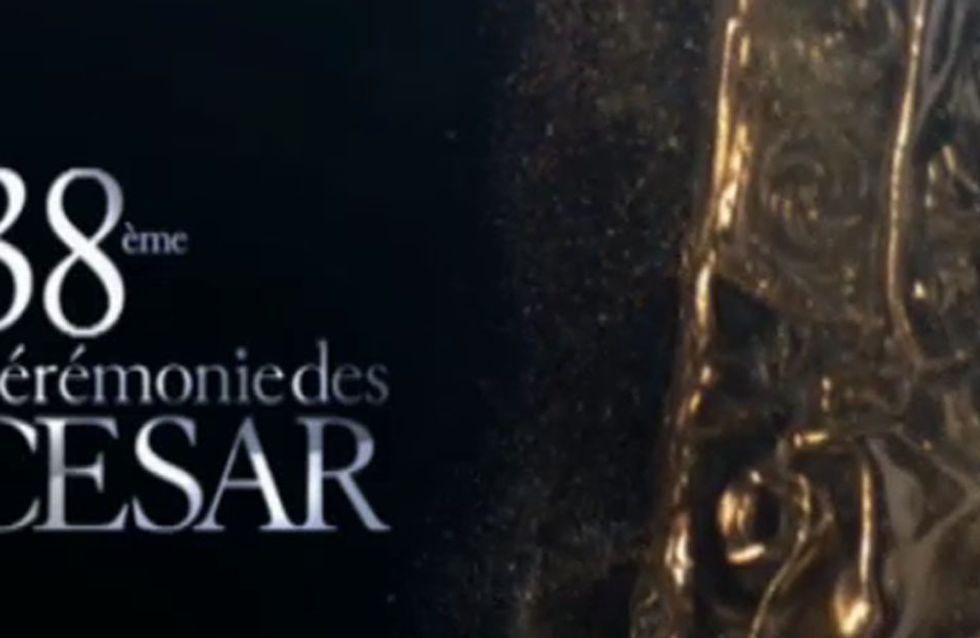César 2013 : Ce qui vous attend ce soir... (Vidéo)
