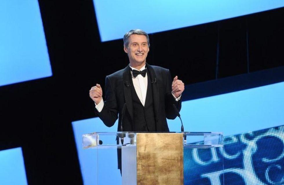 César 2013 : Antoine de Caunes lance son coup de gueule