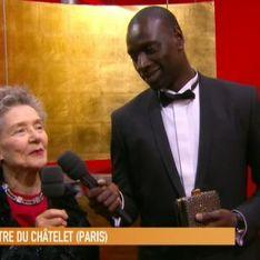 César 2013 : Omar Sy « Avant, avec Jamel, on venait à Châtelet pour faire autre chose ! »