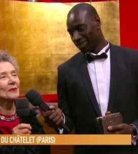 César 2013 : Omar Sy « Avant, avec Jamel, on venait à Châtelet pour faire autre