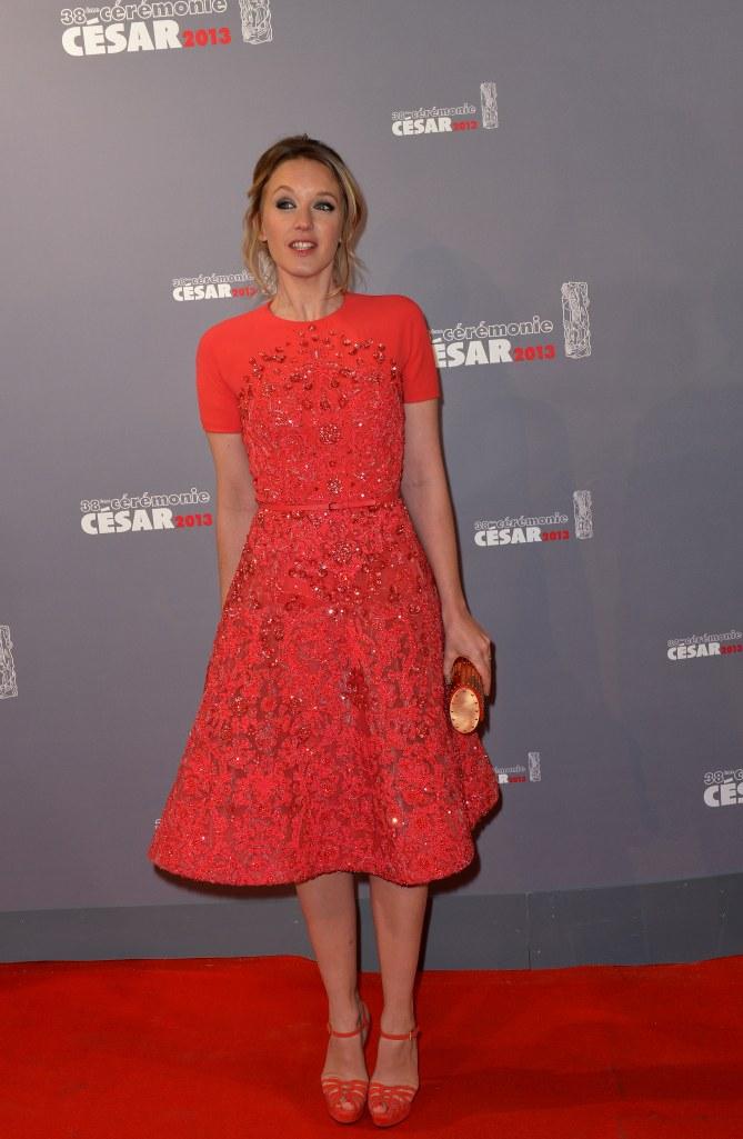 Ludivine Sagnier aux César 2013