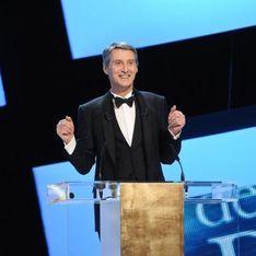 César 2013 : De Caunes balance le 01 de Garcia