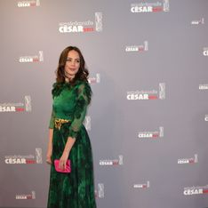César 2013 : Bérénice Bejo rayonnante sur le tapis rouge (Photos)