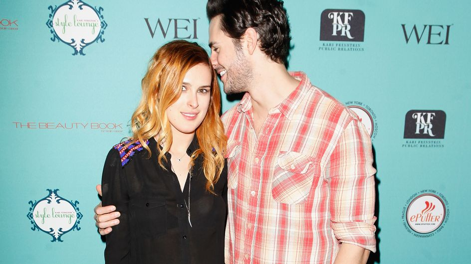 Rumer Willis : Son look boyish sur le tapis rouge (Photo)