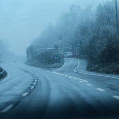 Météo : 7 départements placés en alerte orange à cause de la neige