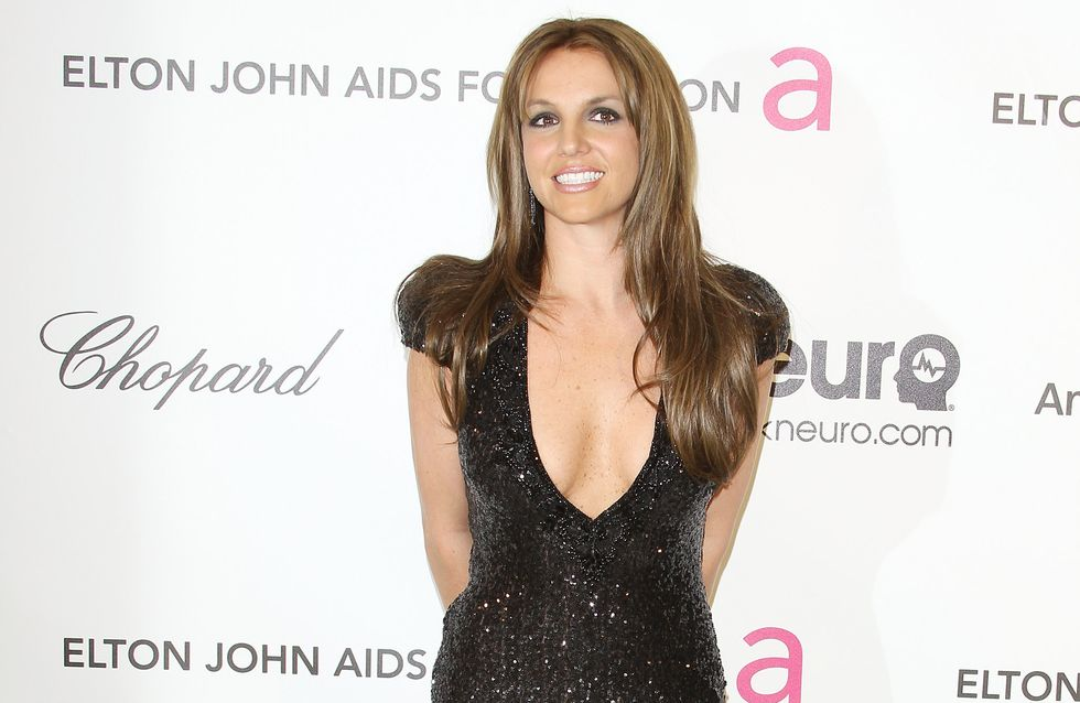 Britney Spears : Canon en brune ! (Photo)