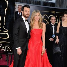 Oscars 2013 : Jennifer Aniston et son look 100% rouge (Photos)