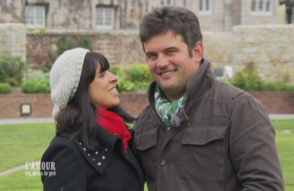 L'amour est dans le pré : Pierre et Frédérique attendent un garçon !