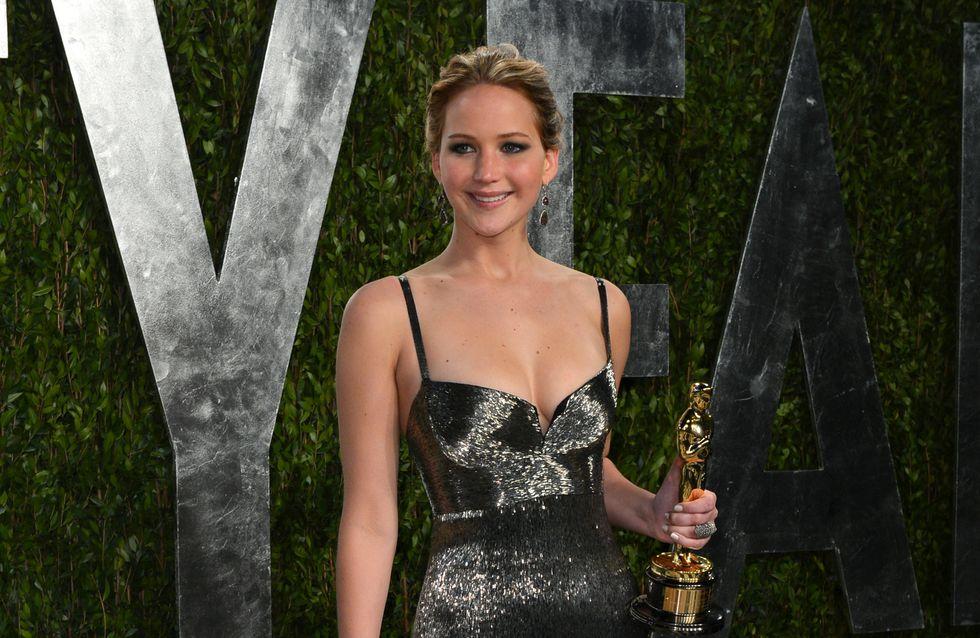 Jennifer Lawrence : Elle change de tête