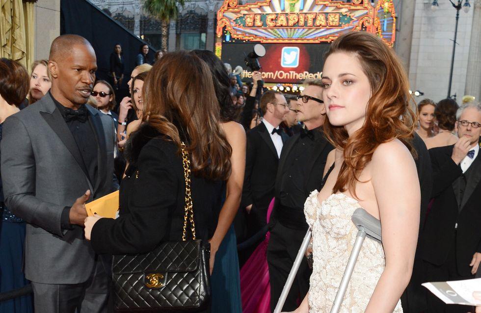 Kristen Stewart : Déprimée aux Oscars à cause de Robert Pattinson
