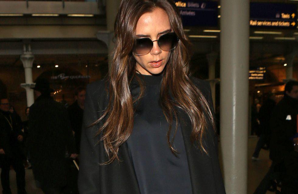 Victoria Beckham : Copiez son look urbain (Photos)