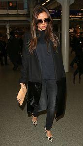 Victoria Beckham, hier, à Londres