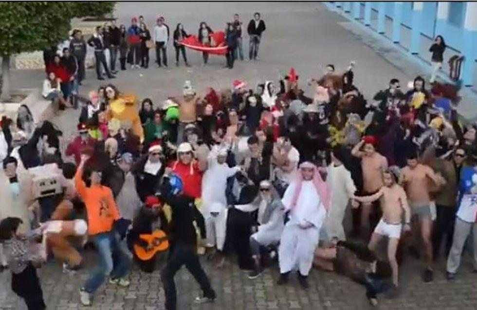 Harlem Shake : Des étudiants tunisiens déclenchent la colère du gouvernement (Vidéo)
