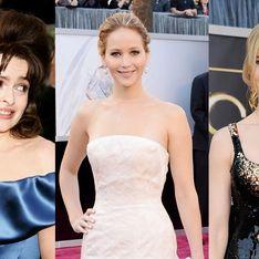 Oscars 2013 : Les tops et les flops du tapis rouge (Vidéo)