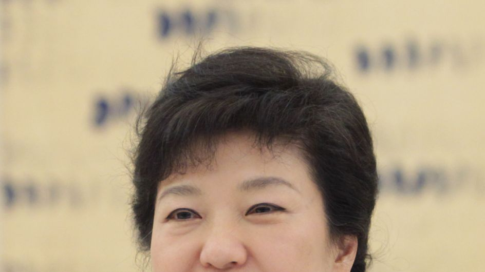 Park Geun-hye : La femme de la semaine (Vidéo)